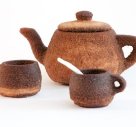 Emerging Objects Utah Tea Set