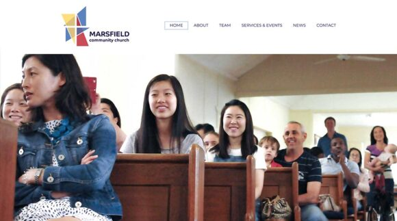 Marsfield Community Church Website